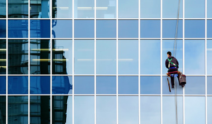 Specialist Abseiling Amp Rope Access Window Cleaning