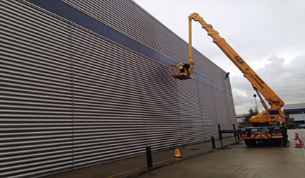 Cladding Cleaning