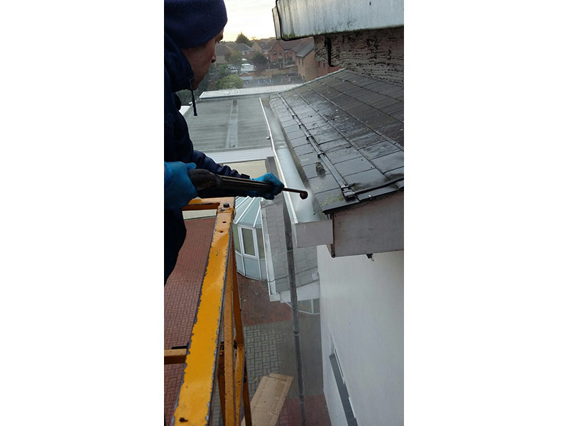 Commercial Amp Residential Gutter Cleaning Amp Repair In Essex